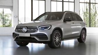 Chi tiet thong so va trang bi xe Mercedes GLC 300 2020 nhap khau tu Duc