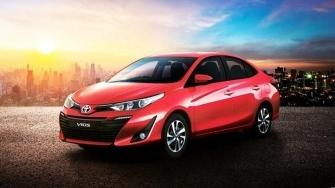 Gia xe Toyota Vios 2020 moi nang cap tai Viet Nam tu 470 trieu dong