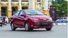 Chi tiet nhung thay doi tren xe Toyota Vios 2020 moi tai Viet Nam