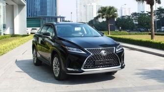 Bang gia xe Lexus 2020 tai Viet Nam