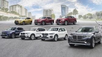 Bang gia xe BMW 2020 moi tai Viet Nam
