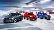Bang gia xe Jaguar 2020 moi tai Viet Nam