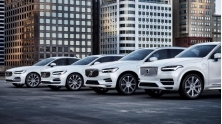 Bang gia xe sang Thuy Dien Volvo 2020 moi tai Viet Nam