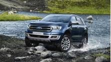 Ford Everest 2020 moi nang cap ban tai Viet Nam