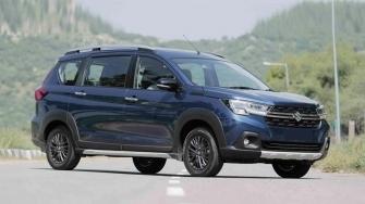 Xe SUV 7 cho Suzuki XL7 2020 moi ban tai Viet Nam
