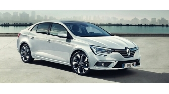 Renault Megane Sedan 2017 ra mat, ban thu gon cua Talisman