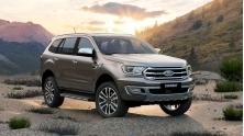 Gia xe Ford Everest 2020 moi nang cap tai Viet Nam tu 999 trieu dong