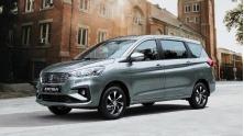 Chi tiet xe 7 cho Suzuki Ertiga 2020 moi nang cap tai Viet Nam
