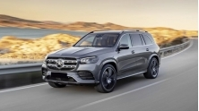 SUV 7 cho Mercedes GLS 450 4MATIC 2020 co gia 4,9 ty tai Viet Nam