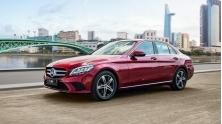 Chi tiet thong so va trang bi xe Mercedes C 180 2020 tai Viet Nam