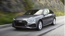 Chi tiet xe wagon 5 cua Audi A4 Avant 2020 moi