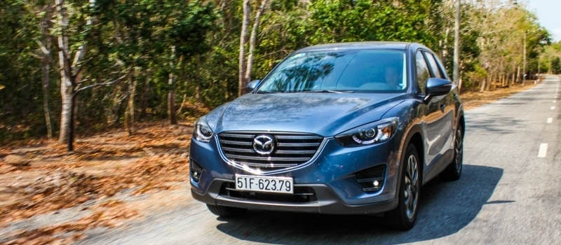 Mazda CX-5 2016 facelift co gia ban 1,039 ty dong tai Viet Nam, them dong co 2.5L