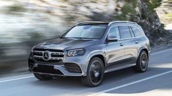 Thong so ky thuat va trang bi xe Mercedes GLS 450 4MATIC 2020 tai Viet Nam