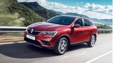 Chi tiet xe Phap Renault Arkana 2020 phong cach SUV Coupe BMW X4