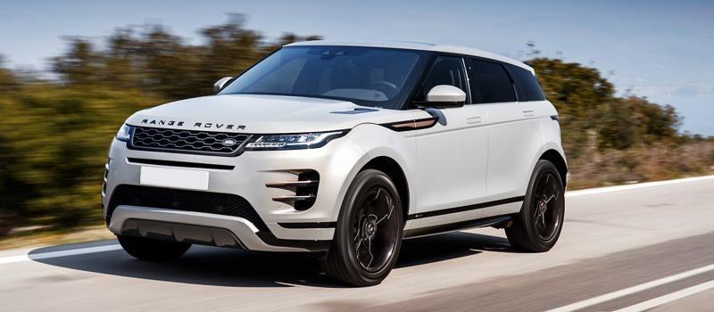 Trang bi tieu chuan xe Land Rover Range Rover Evoque 2020 tai Viet Nam