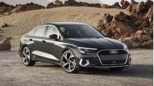 Xe hang sang co nho Audi A3 Sedan 2021 the he moi