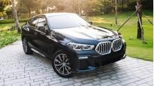 Gia ban SUV the thao BMW X6 2020 tai Viet Nam tu 4,829 ty dong