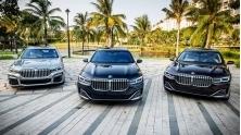 Gia ban xe BMW 7-Series 2020 moi tai Viet Nam tu 4,369 ty dong