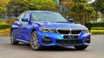 Nhung thay doi nang cap moi tren BMW 330i M Sport 2020 tai Viet Nam