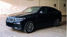 Chi tiet thong so ky thuat va trang bi xe BMW X6 2020 tai Viet Nam