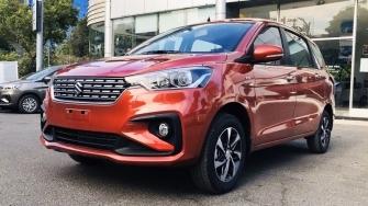 Suzuki Ertiga Sport 2020 ban tai Viet Nam them can bang dien tu ESP