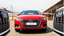 Audi A4 2020 ban tai Viet Nam - A4 40 TFSI va A4 45 TFSI quattro