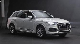 Thong so ky thuat va trang bi tinh nang xe Audi Q7 2020 tai Viet Nam