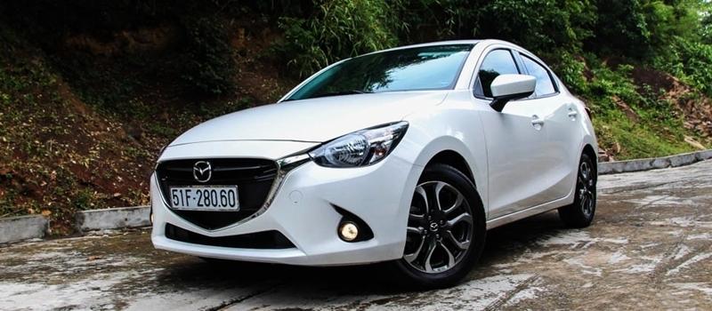 Bang gia cac dong xe Mazda tai Viet Nam cap nhat thang 7/2016