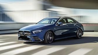 Thong so ky thuat va trang bi xe Mercedes-AMG A 35 4MATIC Sedan 2020