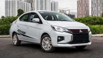 Danh gia uu nhuoc diem xe Mitsubishi Attrage 2020 tai Viet Nam