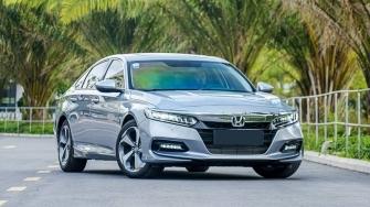 Danh gia uu nhuoc diem xe Honda Accord 2020 moi tai Viet Nam