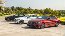 Nhung dong xe Mercedes lap rap trong nuoc duoc giam phi truoc ba