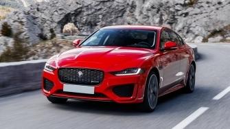 Chi tiet xe Jaguar XE 2020 moi nang cap