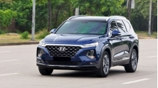 Dong co Diesel – Dieu lam nen danh tieng cho Hyundai Santa Fe