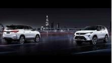 Toyota Fortuner 2021 moi nang cap - them phien ban Legender