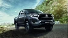 Toyota Hilux 2021 moi nang cap - Dep hon, manh hon, an toan hon