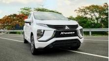 Mitsubishi Xpander MT 2020 so san nhap khau co gia 555 trieu dong