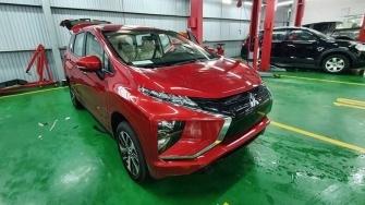 Chi phi bao duong dinh ky xe Mitsubishi Xpander theo cac moc KM