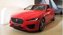 Gia ban xe Jaguar XE 2020 tai Viet Nam tu 2,61 ty dong