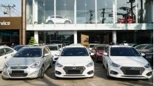 Chi phi bao duong dinh ky xe Hyundai Accent theo cac moc KM