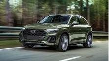 Audi Q5 2021 nang cap thiet ke va cong nghe