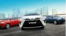 Toyota Vios 2021 moi nang cap thiet ke va trang bi
