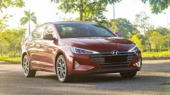 Cam nhan Hyundai Elantra 2020 - Su tien bo dang ghi nhan