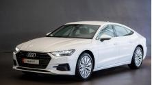 Sedan the thao Audi A7 Sportback 2020 tai Viet Nam