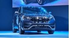Gia ban xe Honda CR-V 2020 moi nang cap tai Viet Nam tu 998 trieu