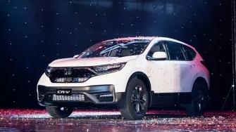 Nhung nang cap moi tren Honda CR-V 2020 lap rap tai Viet Nam