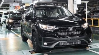 Trang bi tren ban tieu chuan Honda CR-V E 2020 gia 998 trieu dong