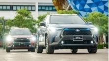 Thong so ky thuat va trang bi xe Toyota Corolla Cross 2020 tai Viet Nam