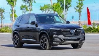 Trang bi tren 3 phien ban xe SUV VinFast LUX SA2.0 Base - Plus - Full