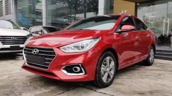 So sanh trang bi 3 phien ban Hyundai Accent 2020 ban tai Viet Nam